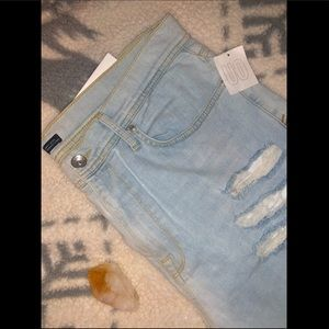 Vintage Light-wash Urban Outfitter's Jeans